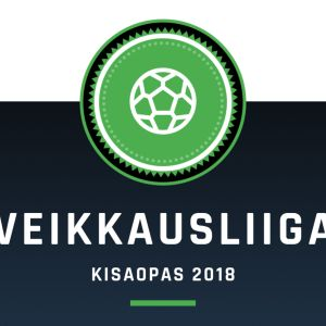 VEIKKAUSLIIGA - KISAOPAS 2018