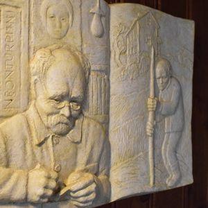 August Pyölniittu oli maanviljelijä, jonka mieli kurkotti tähtiin.