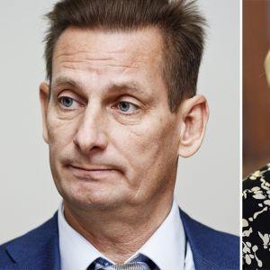 Kai Telanne ja Päivi Anttikoski