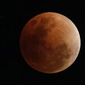 punainen kuu