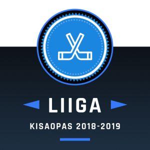 LIIGA - KISAOPAS 2018-2019