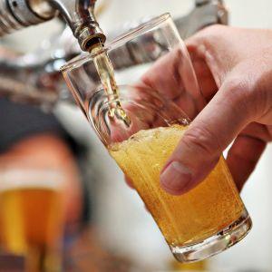 Olutta valutetaan tuoppiin.