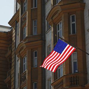 Yhdysvaltain suurlähetystö Moskovassa.