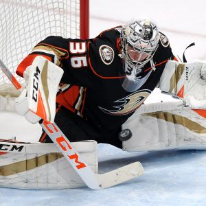 John Gibson, Anaheim Ducks