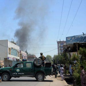 Afganistan.