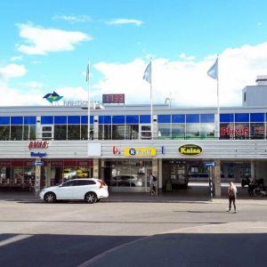 Kouvolan rautatieasema