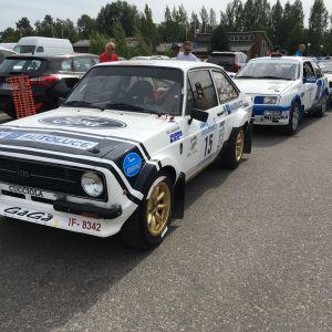 Lahti Historic rally