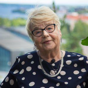 Ulla Nieminen Pispalassa