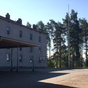 Ummeljoen koulu Kouvolassa