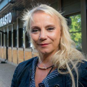 Rautalammin kunnanjohtaja Anu Sepponen.