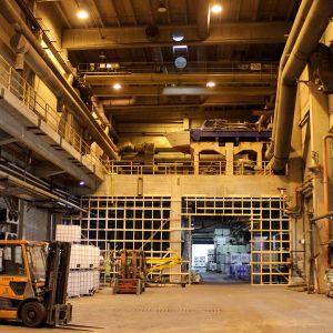 BioA -yhtiön uusi lannoitetehdas perustetaan Keräyskuitu Oy:n entisiin tiloihin Sunilan sellutehtaan läheisyyteen