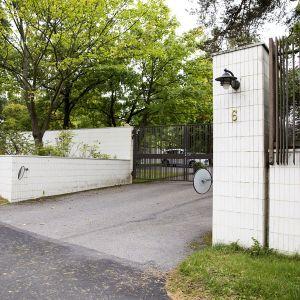 Japanin suurlähettilään residenssi Helsingissä