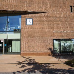 Saunalahden koulu Espoo