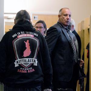 Kittilän käräjät 11.9.2018
