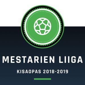 MESTARIEN LIIGA - KISAOPAS 2018-2019