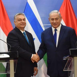 Netanjahu ja Orbán