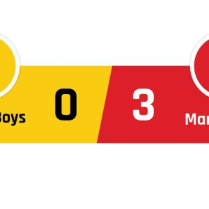 Young Boys - Man United 0-3