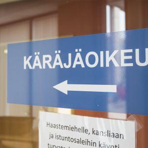 Keski-Suomen käräjäoikeus.