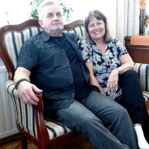 Paavo ja Ulla Osola