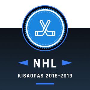 NHL - KISAOPAS 2018-2019