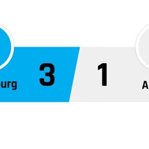Strasbourg - Amiens 3-1