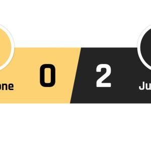 Frosinone - Juventus 0-2