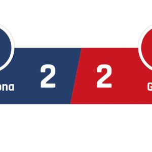 Barcelona - Girona 2-2