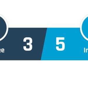 Koovee - Indians 3-5