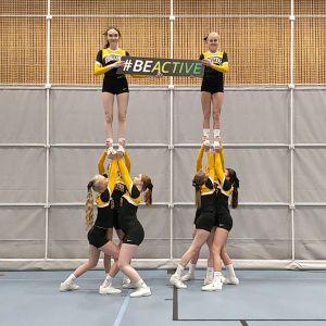 Cheerleading joukkue