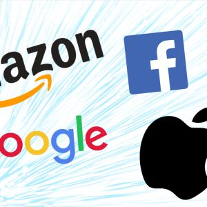 Logokimara Amazon Facebook Apple Google