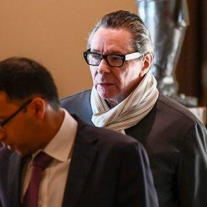 Jean-Claude Arnault saapui oikeudenistuntoon 19. syyskuuta.