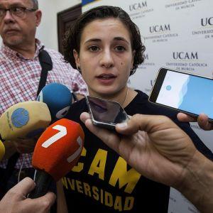 Ana Carrasco kuvassa