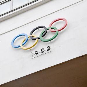 Helsingin Olympiastadionin yleiskuvaa
