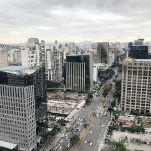 Saõ Paulon kaupunki.
