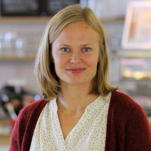 Keskustan kansanedustaja Hanna Kosonen.