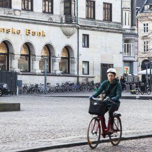 Danske Bank Kööpenhaminassa.