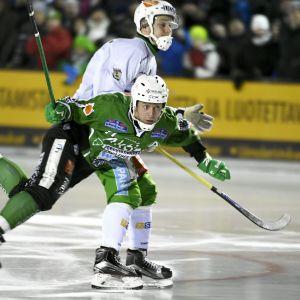 Sami Laakkonen jatkaa mittavaa uraansa.