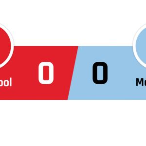 Liverpool - Manchester City 0-0