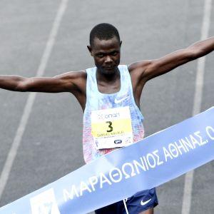 Samuel Kalalei antoi positiivisen dopingnäytteen huhtikuussa.