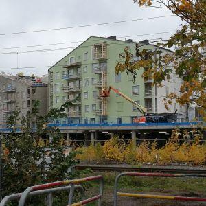 Turkuun nousee lähivuosina runsaasti uusia asuinkerrostaloja.