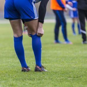 Naisten jalkapallon yleiskuva.