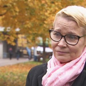 Me-säätiön toimitusjohtaja Ulla Nord.