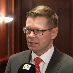 Åbo Akademin tutkimusjohtaja, dosentti Kimmo Grönlund.