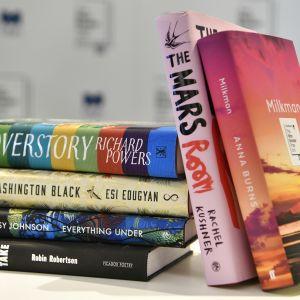 Man Booker 2018 -palkintokirjaehdokkaat, palkinnon sai Anna Burns teoksellaan Milkman.
