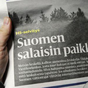 Helsingin Sanomien selvitys ilmestyi lauantain lehdessä 16. joulukuuta 2017.