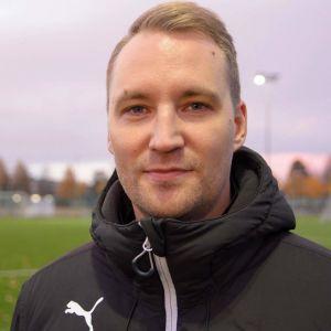 AC Kajaani päävalmentaja Ari Koski jalkapallo Kajaani