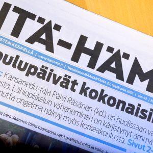 Itä-Häme.