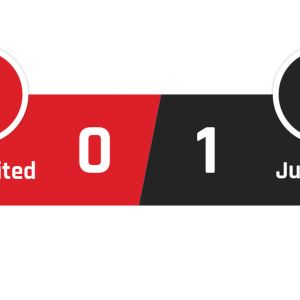 Manchester United - Juventus 0-1