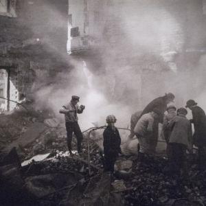 Helsingin valtaus Turun kasarmi palon jälkeen
