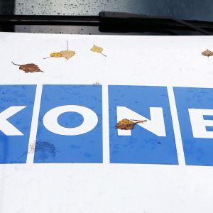 Koneen logo.